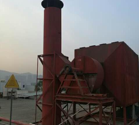 深圳活性炭吸附系统