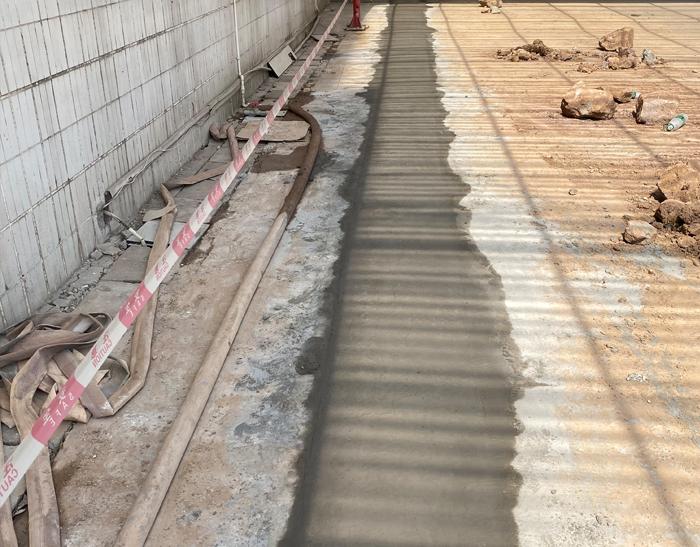 广州做水泥地面