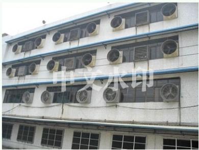厂房排气工程