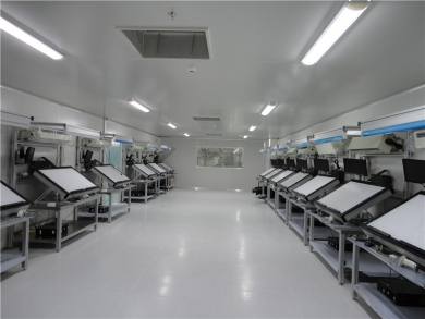 广州无尘净化工程
