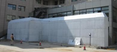 广州噪音隔声墙