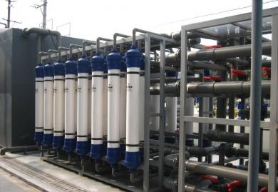 东莞超滤净水工程