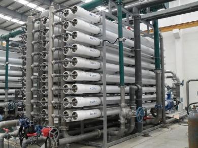 东莞反渗透水处理设备
