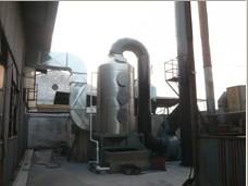 深圳高温脱硫工程