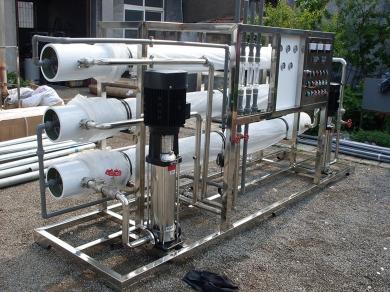 反渗透中水回用设备