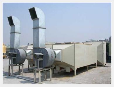 广州有机废气工程