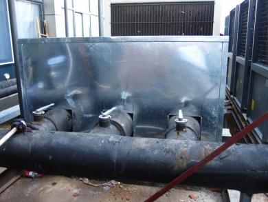 广州水泵噪音隔声罩