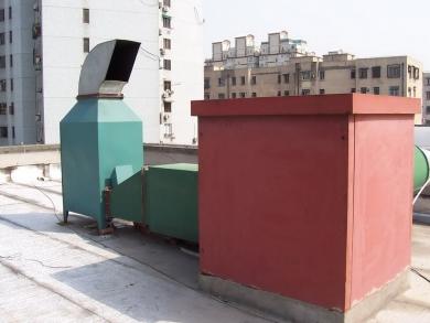 深圳风机噪声治理