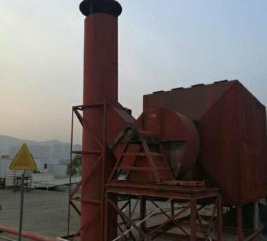 广州活性炭吸附系统