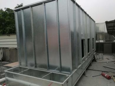 水喷淋处理系统